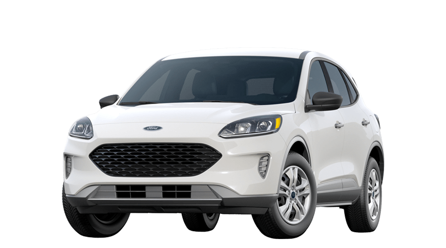 Ford Escape - homepage