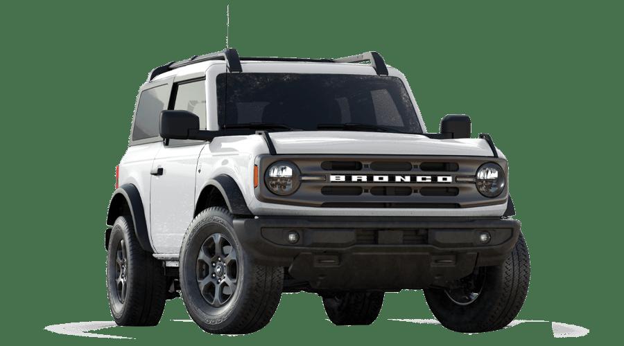 2022 Ford Bronco Big Bend